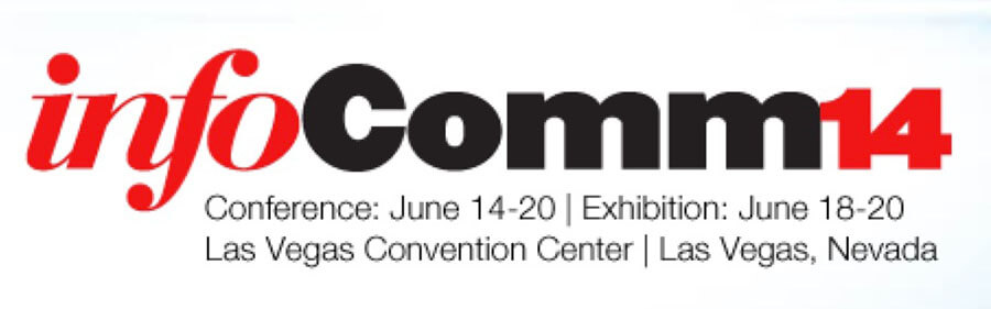 Off to InfoComm 2014 - The Visualist Blog
