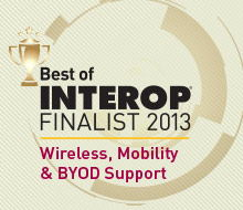 Mersive Announced as Finalist for Best of Interop 2013