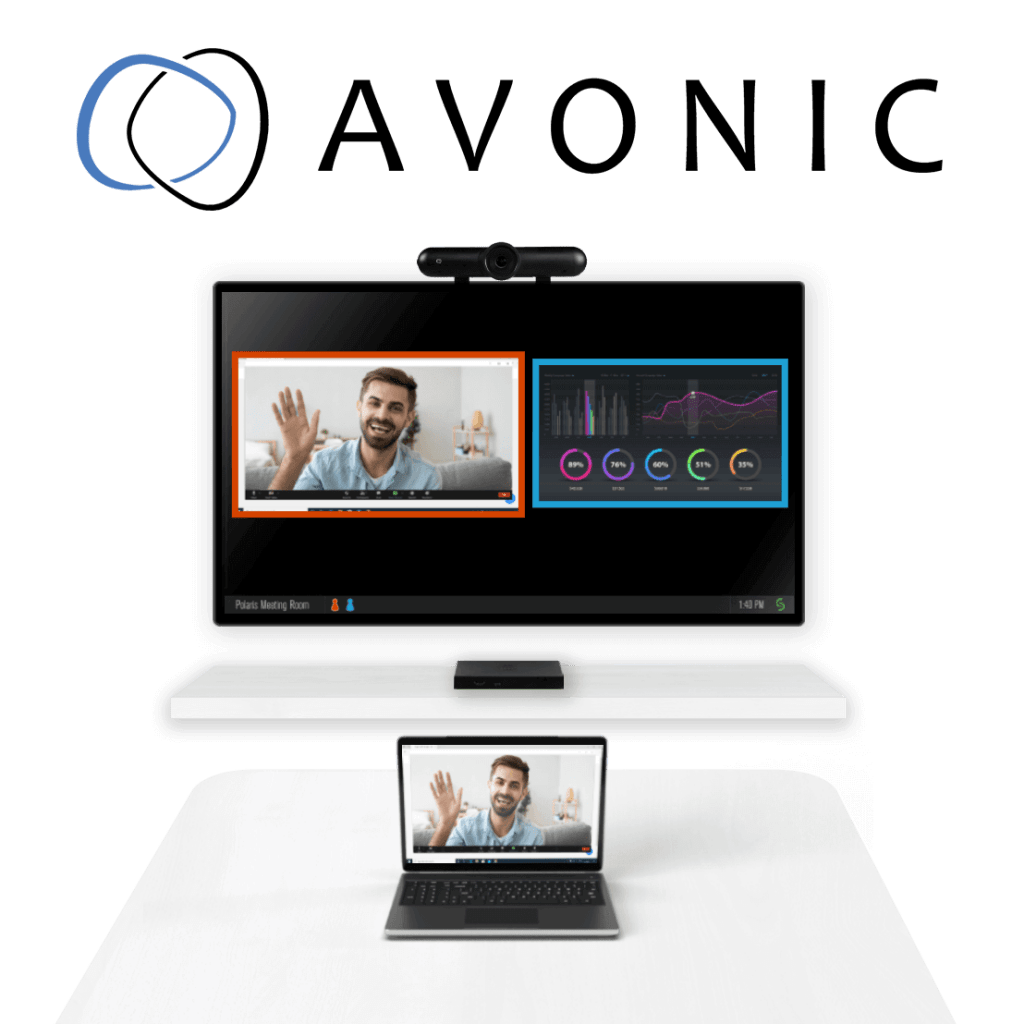 Solstice Conference + Avonic CM22 Room Solution
