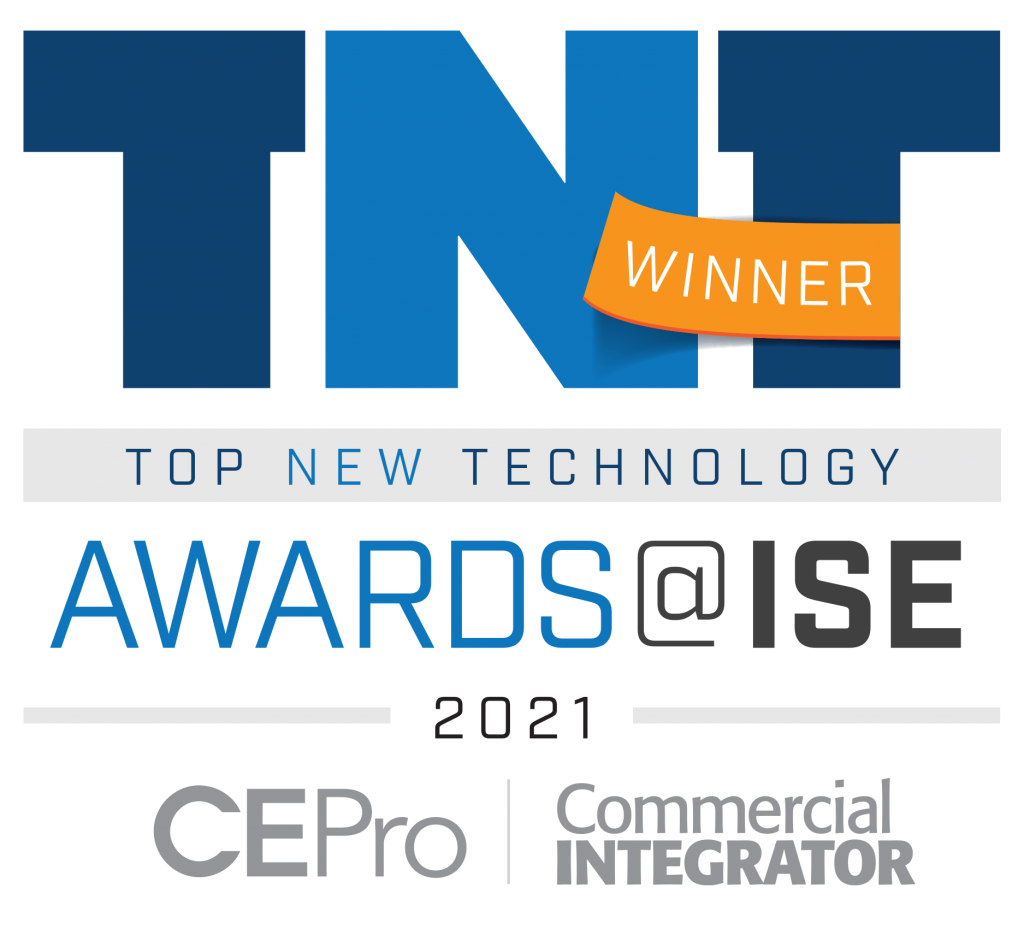 Commercial Integrator TNT Top New Technology Awards Icon