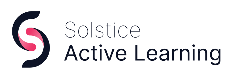 Solstice Active Learning logo