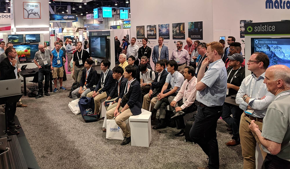Mersive Solstice Takes Home Two Awards from Record-Setting InfoComm 2018